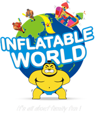 1826  Inflatable- World- Oz-logo